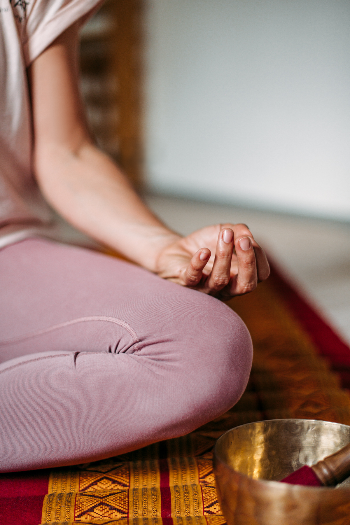 Wohltat Meditation Mentale Gesundheit